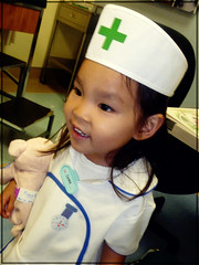 nurse lilah at CHEO