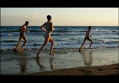 runners (Polis Poliviou) Tags: family light boy sunset sea summer sky man beach nature water girl lady sunrise wave run environment runners vacations masterpiece seaview thalassa polis limassol lemesos λεμεσοσ colorphotoaward καλοκαιρι lovecyprus perfectphotographeraward mediterraneanisland κυπροσ superaward artofimages creativeyeuniverse poliviou polispoliviou πολυσ πολυβιου