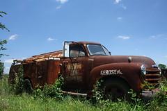 Kerosene Chevy (dbro1206) Tags: chevrolet abandoned truck rust rusty chevy forgotten arkansas kerosene