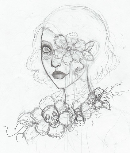 flowereye2sketch