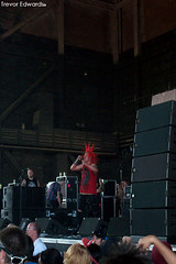 The Casualties. (Trevor Edwards.) Tags: arizona phoenix rock punk warpedtour vans thecasualties