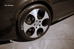 Dosie Imagery (dixoncamera.com) Tags: auto cars car vw golf volkswagen automobile wheels automotive gti 18 rims mkvi magsalloysridegermanhothatchtownsvillequeenslandaustralia