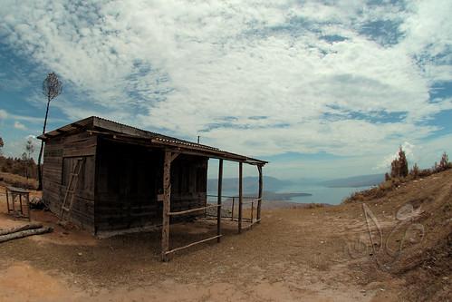 Warung at Huta Ginjang