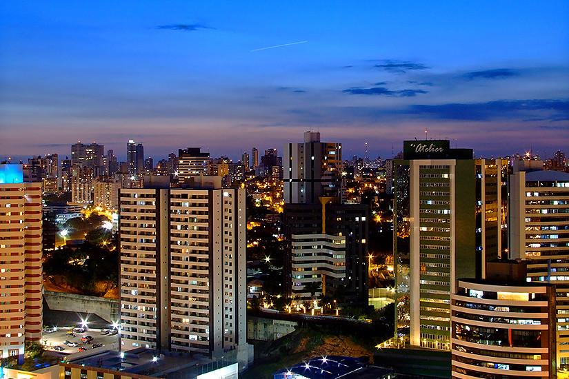 soteropoli.com fotos de salvador bahia brasil brazil skyline predios arquitetura by Alex_Joukowski