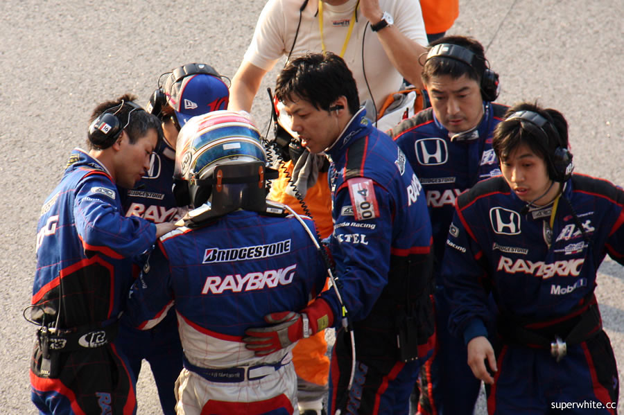 Super GT International Series Malaysia 2010