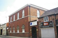 Wesley's Methodist Chapel, Macclesfield (Alan Hilditch) Tags: street uk england cheshire britain chapel methodist sunderland macclesfield wesleys