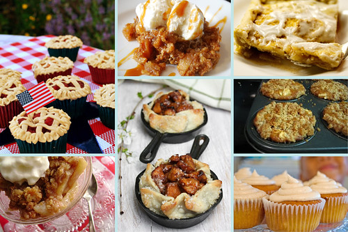apple pie collage alternatives