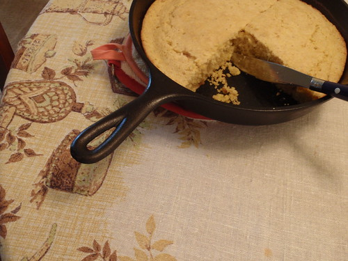 Ooh Cornbread!