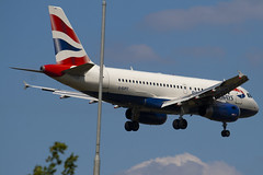 G-EUPZ - 1510 - British Airways - Airbus A319-131 - 100617 - Heathrow - Steven Gray - IMG_4901