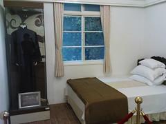 蔣公的寢室