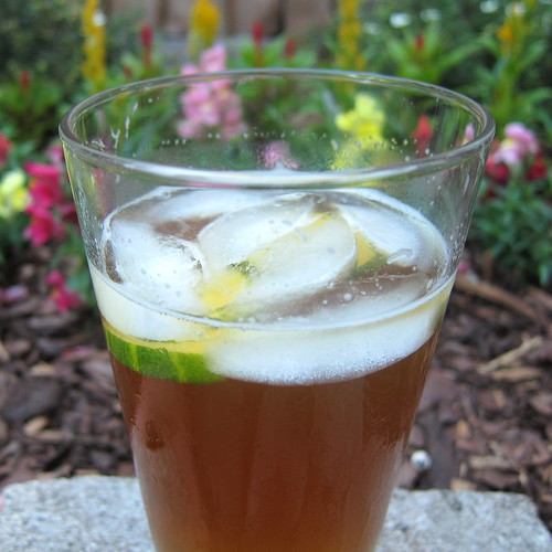 American as Apple Pie Pimm's Cup