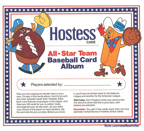 Hostess Baseball Bicentennial