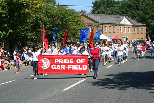 Gar-Field summer marching band