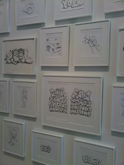 KAWS - Selected Drawings