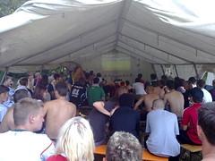 Das Deutschland-Zelt
