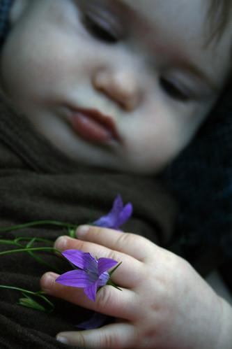 Flower girl 4
