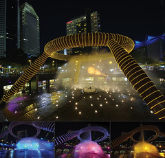 How Superstitious Are You? (williamcho) Tags: tourism fountain colors town singapore entertainment lasers hotels atm attraction attractions wealth superstitions sunteccity fountainofwealth d300 imagesofsingapore foodbeverage flickraward lovely~lovelyphoto williamcho photosonsingapore