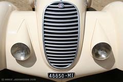 1934 Alfa Romeo 8C 2300 (zombikombi1959) Tags: cartier headlights moderne grill artdeco streamlined alfaromeo radiator 1934 goodwood 2010 concoursdelegance zagato festivalofspeed 8c2300 styleetluxe