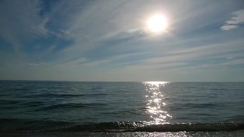 Open seas