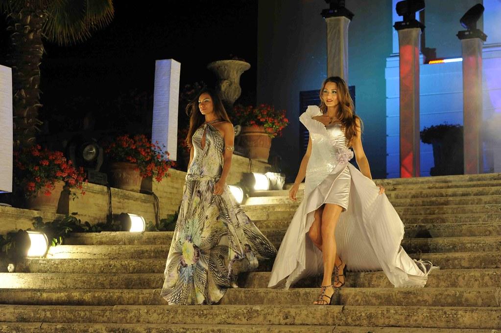 Gran Galà della Moda di Villa Collio approda a Unomattina - 6 Luglio 2010