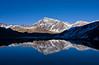 Amanecer en los Andes (ik_kil) Tags: chile reflection sunrise reflex amanecer reflejo andes cordilleradelosandes regiónmetropolitana
