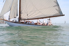Westward Cup  1164 (www.CowesOnline.com) Tags: classic cup tv big sara sailing yacht royal class solent online yachts cowes eleonora squadron westward mariette mariquita coombes tkz tuiga
