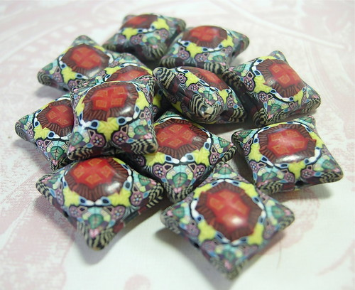 Old Lace Pillow Beads
