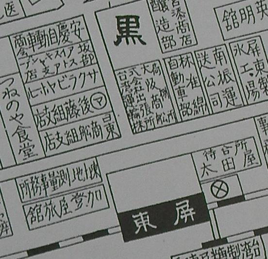 大日本職業別明細圖-2