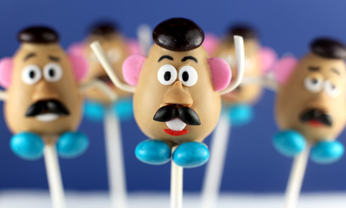 bakerella toy story 3 cake pops