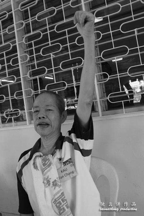 Mr Kau - Nasam Ampang