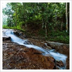 Hutan Lipur Papan (farrisn) Tags: speed landscape slow malaysia shutter lumut hutan perak papan lipur