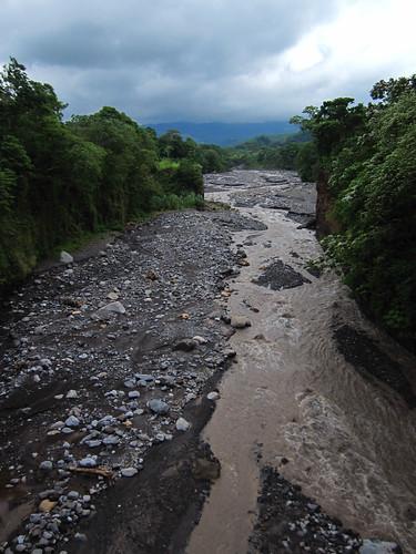 Quetzaltenango 20 - River at El Palmar Viejo