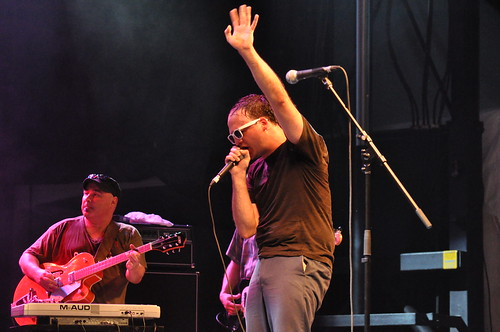 Kelp Records Revue at Ottawa Bluesfest 2010
