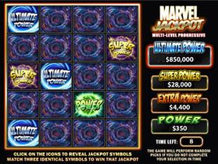 free X-Men progressive jackpot