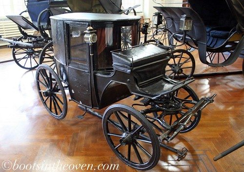 General Tom Thumb's Carriage
