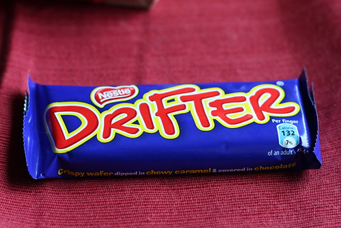 Drifters Chocolate Bar (UK)