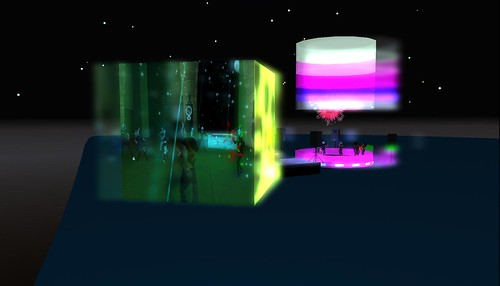 muzik haus in second life