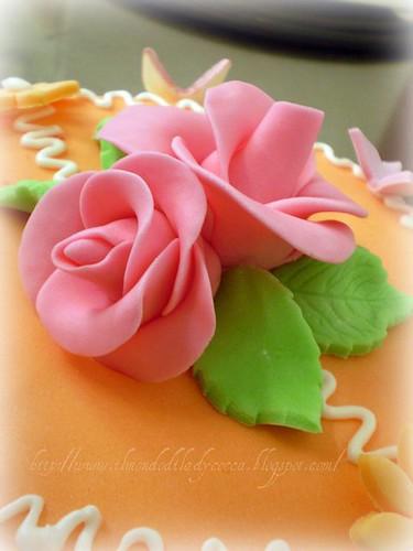 Printemps' cake particolare