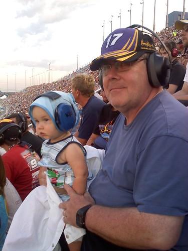 NASCAR Baby :)