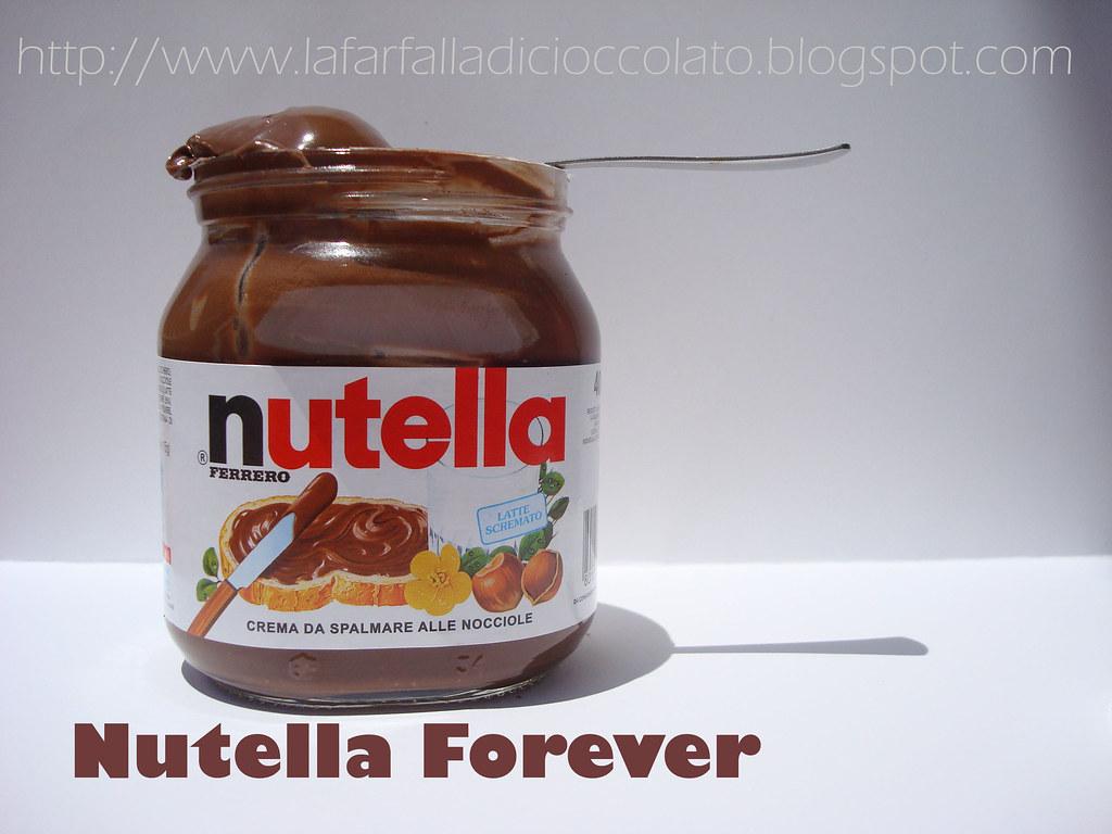 Nutella Forever logo