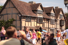 Shakespeare's crib