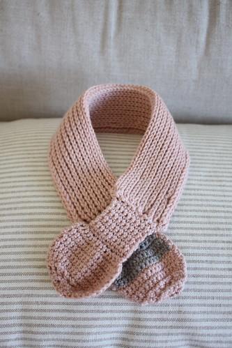 bow tie scarf