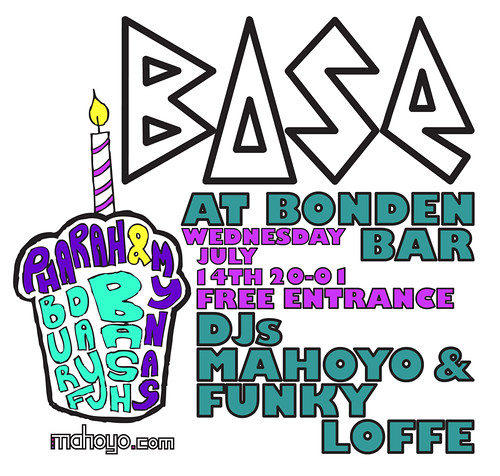 Base PH & MyNa BDay Bash