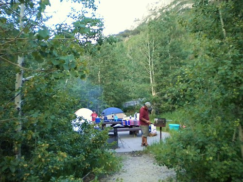Lamoille campground