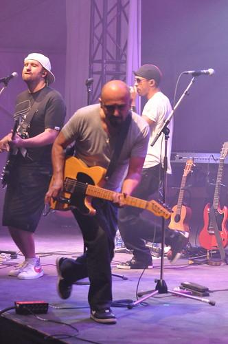 Ozomatli at Ottawa Bluesfest 2010