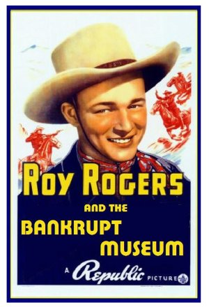 Roy Rogers' Stuffed Horse at Auction. Happy Trails.