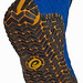 Asics-Aggressor Wrestling Shoes Royal Blue Gold 5