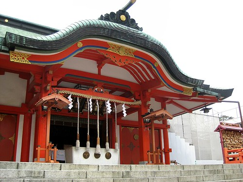 Hanazono Shrine 01
