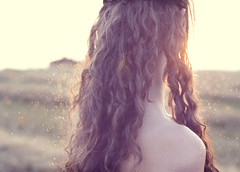 Fairytale (~ielle~ ilarialuciani.com) Tags: light sunset fairytale hair tramonto bokeh iaia ila mybest lightness greta backlighting ilarialuciani
