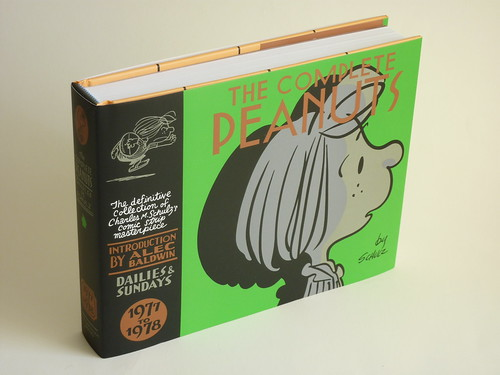 The Complete Peanuts 1977-1978 (Vol. 14) by Charles M. Schulz - front cover